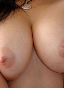 Kittys Huge Tits Are Hanging Out Of Her Unbuttoned Dress Shirt - Picture 8